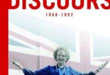 Margaret Thatcher - Discours