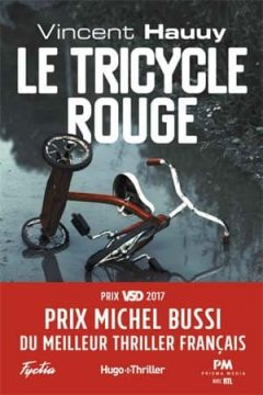 Vincent Hauuy - Le tricycle rouge