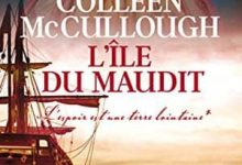 Photo de Colleen McCullough – L'île du maudit, Tome 1 (2017)