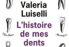Photo de Valeria Luiselli – L'Histoire de mes dents (2017)