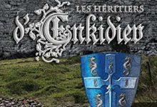 Photo de Anne Robillard – Les Héritiers d'Enkidiev, Tome 1