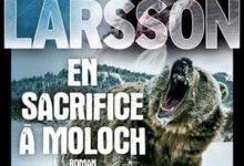 Photo de Asa Larsson – En sacrifice à Moloch (2017)