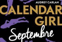 Photo de Audrey Carlan – Calendar Girl – Septembre (2017)