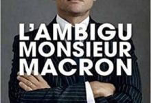 Photo de Marc Endeweld – L'ambigu Monsieur Macron