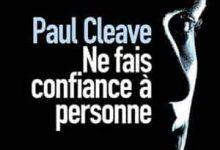 Paul Cleave - Ne fais confiance à personne