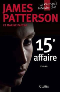 James Patterson – 15e affaire (2017) James-Patterson-15e-affaire-240x368