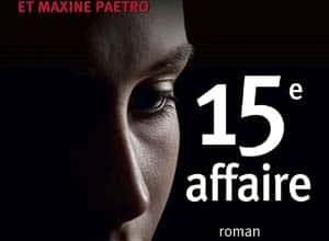 James Patterson - 15e affaire