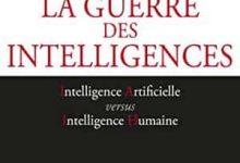 Photo de Laurent Alexandre – La guerre des intelligences (2017)