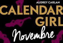 Photo de Audrey Carlan – Calendar Girl – Novembre (2017)