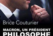 Photo de Brice Couturier – Macron, un président philosophe (2017)