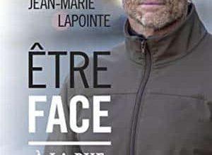 Photo of Jean-Marie Lapointe – Être face à la rue (2017)