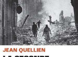 Photo of Jean Quellien – La Seconde Guerre mondiale (2017)
