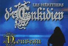 Photo de Anne Robillard – Les Héritiers d'Enkidiev, Tome 2