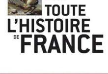 Photo de Jean-Claude Barreau – Toute l'histoire de France (2016)