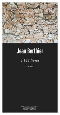 Jean Berthier - 1144 livres