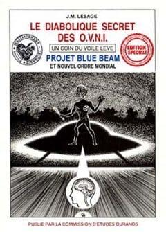 Jean-Michel Lesage - Le Diabolique Secret des OVNIs