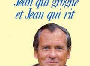Photo of Jean d'Ormesson – Jean qui grogne et Jean qui rit