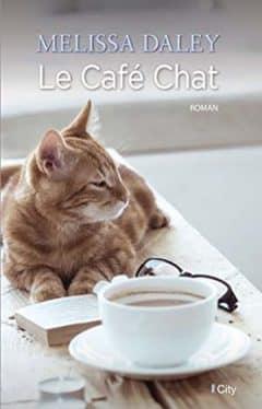 Melissa Daley - Le café chat