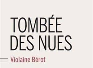 Violaine Bérot - Tombée des nues
