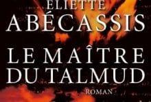 Photo de Éliette Abécassis – Le Maître du Talmud (2018)