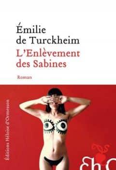 Émilie de Turckheim - L'enlèvement des Sabines