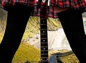 Liliane Fournier - Scottish Trip