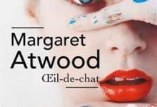 Photo de Margaret Atwood – Oeil-de-chat (2017)