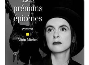 Photo of Amélie Nothomb – Les Prénoms épicènes (2018)