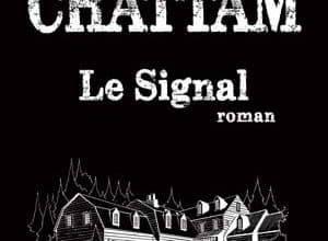Photo of Maxime Chattam – Le Signal (2018)