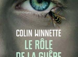 Colin Winnette - Le Rôle de la guêpe