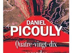 Daniel Picouly - Quatre-vingt-dix secondes