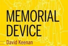 Photo de David Keenan – Mémorial device (2018)