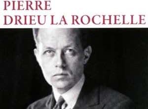 Jacques Cantier - Pierre Drieu la Rochelle