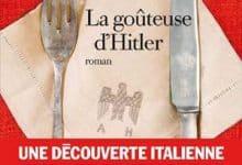 Photo de Rosella Postorino – La Goûteuse d'Hitler (2019)