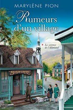 Marylène Pion - Rumeurs d'un village - Tome 1