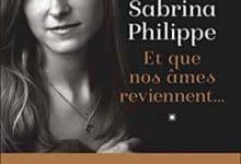 Photo of Sabrina Philippe – Et que nos âmes reviennent (2019)