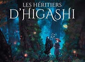 Photo of Clémence Godefroy – Les Héritiers d'Higashi – Tome 1 (2019)