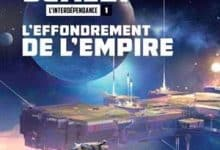 Photo de John Scalzi – L'effondrement de l'empire – Tome 1 (2019)