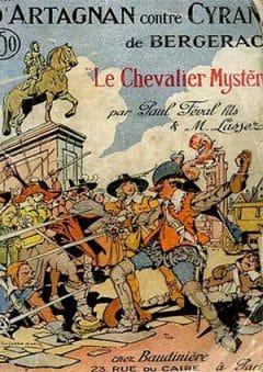 D'Artagnan contre Cyrano de Bergerac - Volume 1
