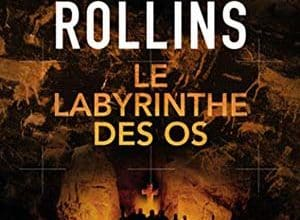 James Rollings - Le labyrinthe des os