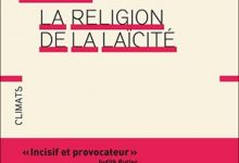 Photo de Joan Wallach Scott – La religion de la laïcité