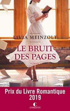 Livia Meinzolt - Le bruit des pages