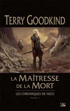 Terry Goodkind - Les Chroniques de Nicci - Tome 1