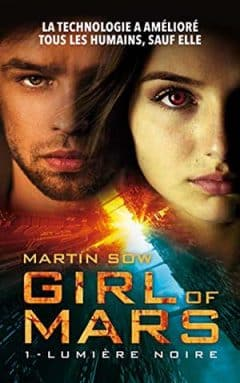 Girl of Mars - Tome 1