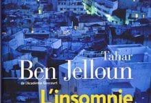 Tahar Ben Jelloun - L'insomnie