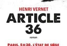 Photo de Article 36 (2019)