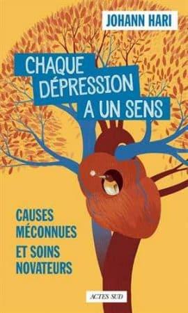 Chaque dépression a un sens