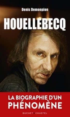 Houellebecq la biographie