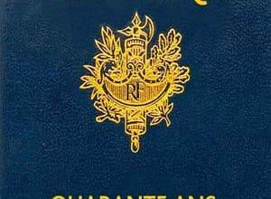 Photo of Passeport diplomatique : Quarante ans au Quai d'Orsay (2020)