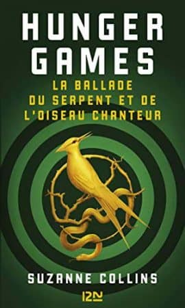 Hunger Games - Tome 4